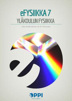 Karkkulainen, Juha - eFysiikka 7, e-kirja
