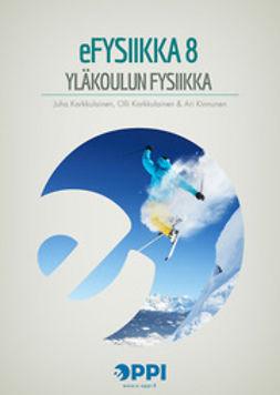 Karkkulainen, Juha - eFysiikka 8, e-kirja