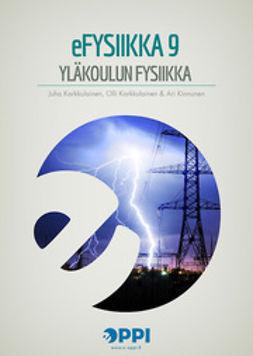 Karkkulainen, Juha - eFysiikka 9, e-kirja