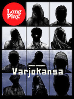 Björkqvist, Jeanette - Varjokansa, ebook