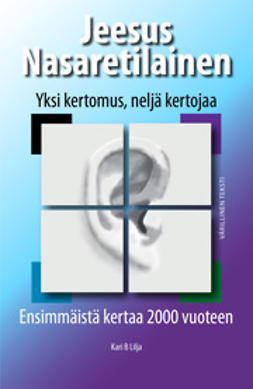 Lilja, Kari B. - Jeesus Nasaretilainen, e-kirja
