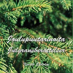 DIGI-SOUND, TK - Joulupuutarinoita: Julgransberättelser, ebook