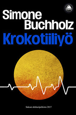 Buchholz, Simone - Krokotiiliyö, ebook