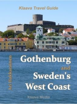 Hakkarainen, Ari - Gothenburg and Sweden's West Coast, ebook
