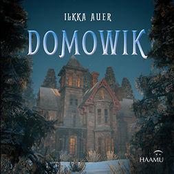 Auer, Ilkka - Domowik, äänikirja