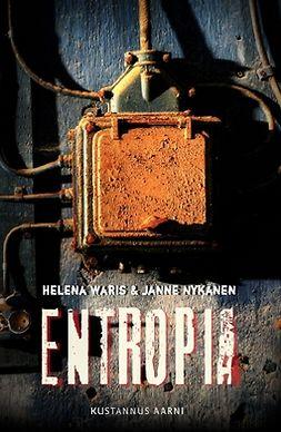 Nykänen, Janne - Entropia, ebook