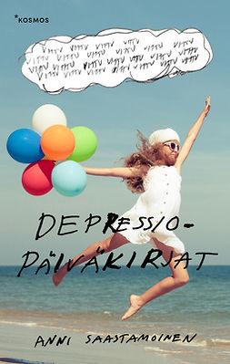 Saastamoinen, Anni - Depressiopäiväkirjat, e-kirja
