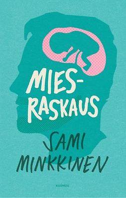 Minkkinen, Sami - Miesraskaus, e-kirja