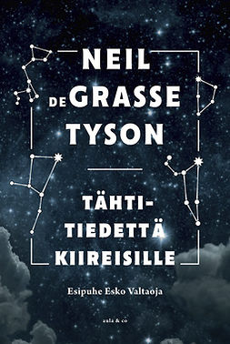 Tyson, Neil deGrasse - Tähtitiedettä kiireisille, e-bok
