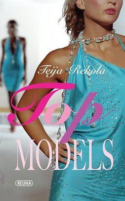 Rekola, Teija - Top Models, e-kirja