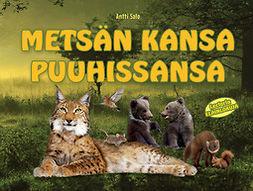 Salo, Antti - Metsän kansa puuhissansa, e-kirja