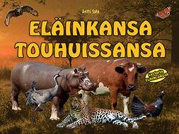 Salo, Antti - Eläinkansa touhuissansa, e-kirja