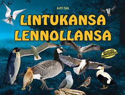 Salo, Antti - Lintukansa lennollansa, e-kirja