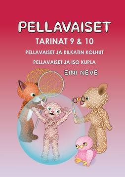 Neve, Eini - Pellavaiset, Tarinat 9 & 10, e-kirja