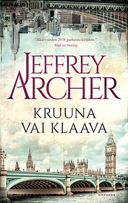 Archer, Jeffrey - Kruuna vai klaava, ebook