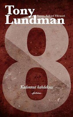 Lundman, Tony - Kadonnut kahdeksas, e-kirja