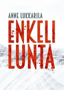 Lukkkarila, Anne - Enkelilunta, e-bok