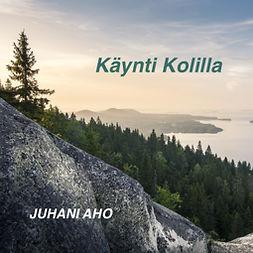Aho, Juhani - Käynti Kolilla, äänikirja