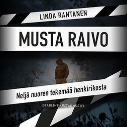 Rantanen, Linda - Musta Raivo, audiobook