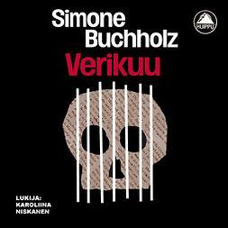 Buchholz, Simone - Verikuu, audiobook