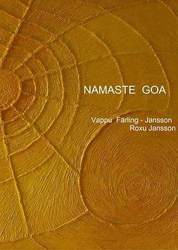 Färling-Jansson, Vappu - Namaste Goa, e-kirja