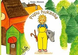 Ahonen, Sonja - Pupu hukassa: Petriinan iltasadut, e-kirja
