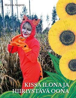 Alapere, Marina - Kissa Ilona ja hiiriystävä Oona, e-kirja