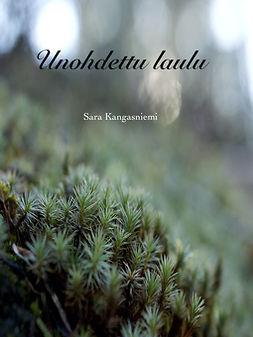 Kangasniemi, Sara - Unohdettu laulu, e-kirja