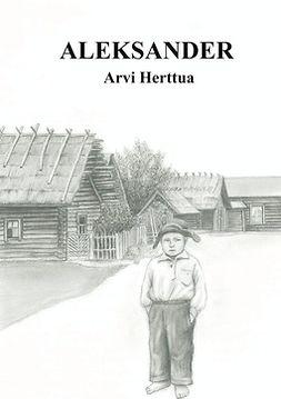 Herttua, Arvi - Aleksander, e-kirja