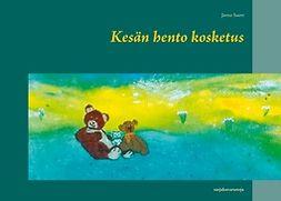 Saarti, Jarmo - Kesän hento kosketus: sarjakuvarunoja, e-kirja