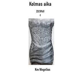 Wegelius, KM - Kolmas aika: 23:59:61, e-kirja