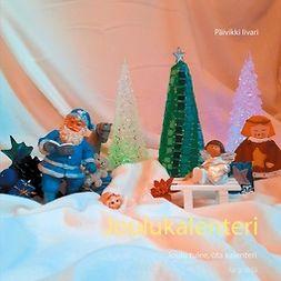 Iivari, Päivikki - Joulukalenteri, e-kirja