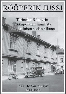 Karlsson, Karl - Rööperin Jussi, e-kirja