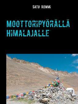 Rommi, Satu - Moottoripyörällä Himalajalle, e-kirja
