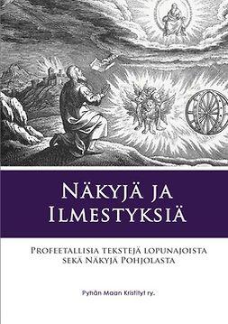 Kristityt, ry Pyhän Maan - Näkyjä ja Ilmestyksiä: Profeetallisia tekstejä lopunajoista sekä Näkyjä Pohjolasta, e-kirja