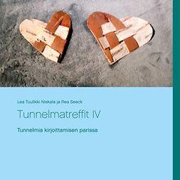 Niskala, Lea Tuulikki - Tunnelmatreffit IV: Tunnelmia kirjoittamisen parissa, e-kirja