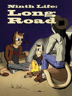 Ohisalo, Joel - Ninth Life: Long Road, ebook