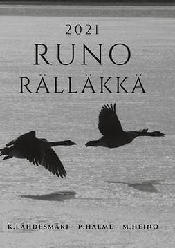 Halme, Pekka - Runorälläkkä 2021, ebook