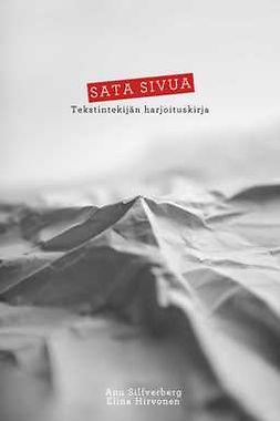 Hirvonen, Anu Silfverberg; Elina - Sata sivua. Tekstintekijän harjoituskirja, ebook