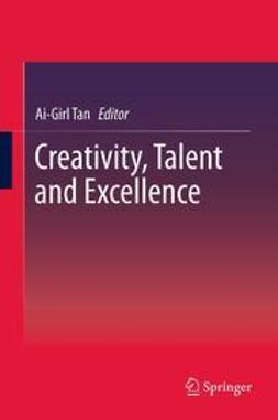 Tan, Ai-Girl - Creativity, Talent and Excellence, ebook
