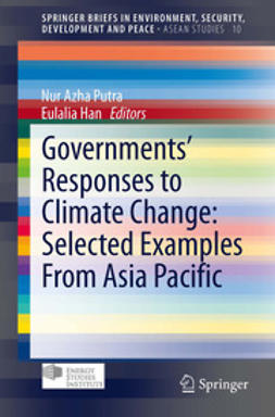 Putra, Nur Azha - Governments' Responses to Climate Change: Selected Examples From Asia Pacific, e-bok