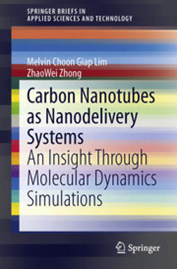 Lim, Melvin Choon Giap - Carbon Nanotubes as Nanodelivery Systems, ebook