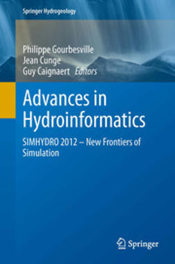Gourbesville, Philippe - Advances in Hydroinformatics, ebook
