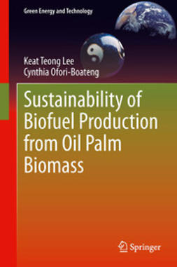 Lee, Keat Teong - Sustainability of Biofuel Production from Oil Palm Biomass, ebook
