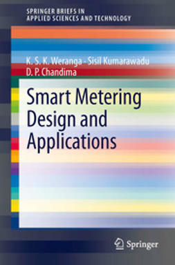 Weranga, K.S.K - Smart Metering Design and Applications, ebook