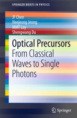 Chen, JF - Optical Precursors, ebook