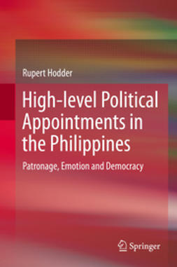 Hodder, Rupert - High-level Political Appointments in the Philippines, ebook