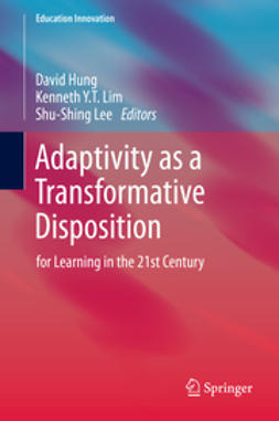 Hung, David - Adaptivity as a Transformative Disposition, e-bok