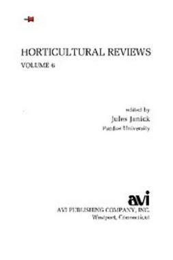 - Horticultural Reviews, V. 6, ebook