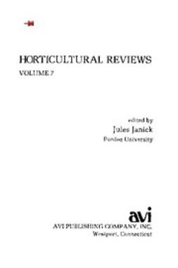 - Horticultural Reviews, V. 7, e-kirja
